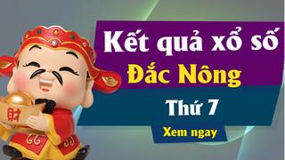 XSDNO 2/5 - Kết quả xổ số Đắk Nông hôm nay thứ 7 ngày 2/5/2020