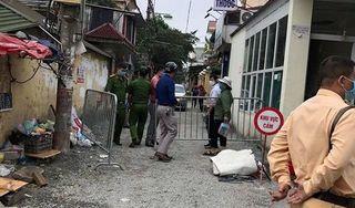 Một công nhân ở Hà Nội dương tính với Covid-19 qua test nhanh