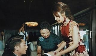 Sau 4 năm, ảnh lễ cưới của Lâm Tâm Như - Hoắc Kiến Hoa mới được chia sẻ