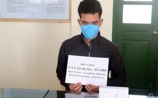 Nam Định: Bắt đối tượng vừa ra tù lại tiếp tục buôn 4.000 viên ma túy