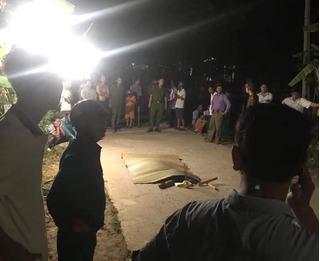 Chưa xác định được danh tính người nghi bị sát hại trong bãi cỏ gần ngã tư Vũng Tàu