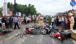 109 người thương vong do tai nạn giao thông trong 3 ngày nghỉ lễ