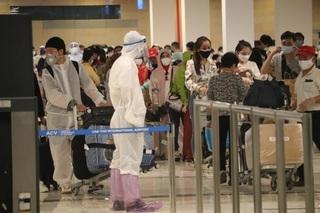 297 công dân Việt Nam trở về từ UAE được cách ly ở Bạc Liêu