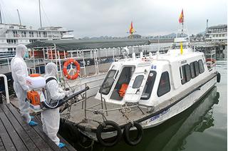Từ ngày mai, Vịnh Hạ Long và sân bay Vân Đồn mở cửa trở lại