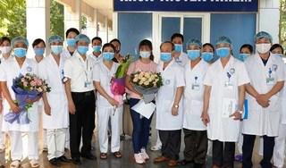 Bệnh nhân 166 được công bố khỏi bệnh Covid-19, xuất viện hôm nay