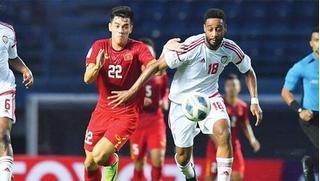 Tuyển UAE đi nước cờ lạ, tuyển Việt Nam hưởng lợi?