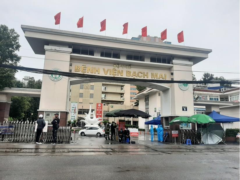 Tin tức trong ngày 4/5, bệnh nhân mắc Covid-19 cuối cùng điều trị tại BV Đa khoa tỉnh Ninh Bình được công bố khỏi bệnh