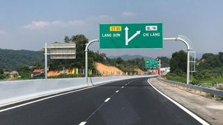 Lạng Sơn xin hỗ trợ hơn 2 nghìn tỷ cho Dự án BOT cao tốc Bắc Giang - Lạng Sơn