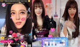 Phạm Băng Băng và Lý Tiểu Lộ bất ngờ bị cấm bán hàng online
