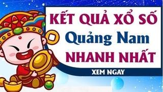 XSQNA 5/5 - Kết quả xổ số Quảng Nam hôm nay thứ 3 ngày 5/5/2020