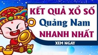 XSQNA 26/5 - Kết quả xổ số Quảng Nam hôm nay thứ 3 ngày 26/5/2020