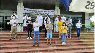 Việt Nam có thêm 11 ca nhiễm Covid-19 được công bố khỏi bệnh