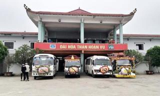 Bắt khẩn cấp 3 đối tượng vụ nâng giá, bảo kê dịch vụ tang lễ ở Nam Định