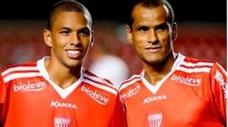 TP HCM tính mua con trai của Rivaldo về đá cặp cùng Công Phượng