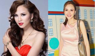 Bị chê mắt lé, Hoa hậu Diễm Hương đáp trả ngay trên sóng livestream