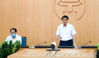 Tin tức trong ngày 5/5: Hà Nội tiếp tục cách ly tất cả các trường hợp bị ho, sốt, đau họng