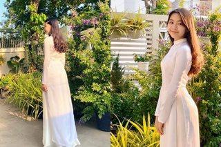 Mới 14 tuổi, con gái Quyền Linh đã được khuyên 'nên thi hoa hậu'