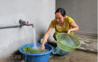 Nam Định: Miễn, giảm giá nước sạch sinh hoạt do ảnh hưởng của dịch