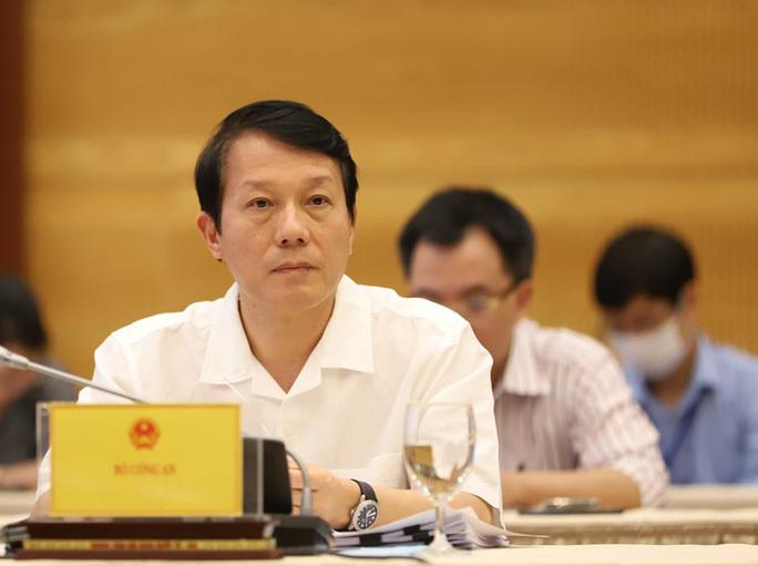 Thứ trưởng Bộ Công an: Các đối tượng vụ án CDC Hà Nội xin được trả lại tiền
