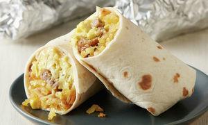 Nấu ăn với đầu bếp Bryan: Trứng ốp kiểu Burritos