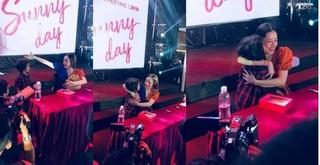 Chi Pu được Hot Boy lớp 1 'tỏ tình' ngay trên sóng truyền hình