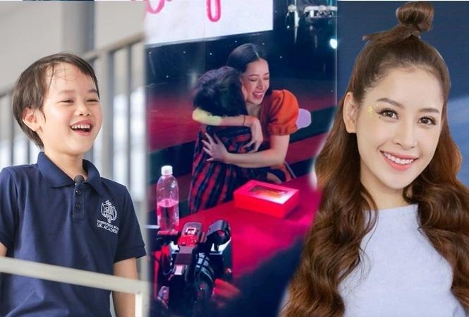 Chi Pu được fan nhí 'tỏ tình' ngay trên sóng truyền hình