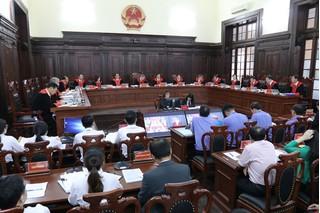 Một số luật sư, kiểm sát viên vắng mặt tại phiên giám đốc thẩm vụ Hồ Duy Hải