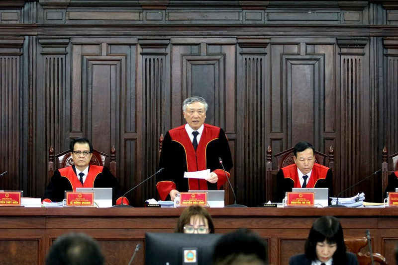 Hội đồng Thẩm phán Tối cao quyết định y án tử hình với Hồ Duy Hải