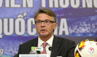 HLV Philippe Troussier sáng cửa thay thế ông Gede?