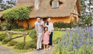 Kỉ niệm 5 năm ngày cưới, Tự Long bất ngờ xin lỗi vợ xinh đẹp kém 12 tuổi