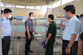 Lào Cai kích hoạt khu cách ly số 2 của tỉnh