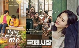 Top 3 phim gia đình Hàn Quốc lấy nước mắt khán giả