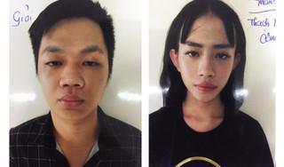 Thiếu niên giả gái mại dâm 'cuỗm' sạch tài sản của khách