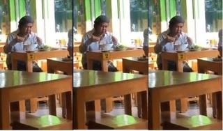 Hồ Ngọc Hà xúc động khi xem clip nghệ sĩ Bạch Long lẻ loi tuổi xế chiều