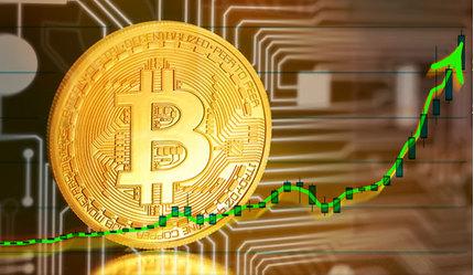 Giá bitcoin hôm nay 29/5: Tiếp tục tăng mạnh, hiện ở mức 9.518,76 USD