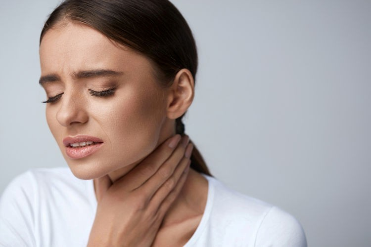 viêm họng cấp