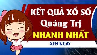 XSQT 25/6 - Kết quả xổ số Quảng Trị hôm nay thứ 5 ngày 25/6/2020
