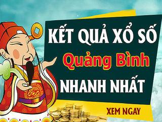 XSQB 25/6 - Kết quả xổ số Quảng Bình hôm nay thứ 5 ngày 25/6/2020