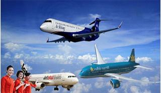 Các hãng bay đồng loạt tăng tần suất, tung vé giá rẻ kích cầu