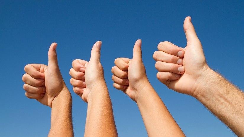 Liếc qua ngón tay cái và móng tay cũng đoán được tính cách mỗi người2