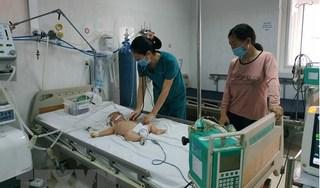 2 cháu bé mắc viêm não Nhật Bản B, tình trạng sức khỏe xấu