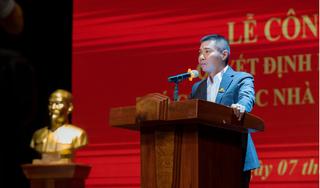 NSND Công Lý nhận chức Phó giám đốc Nhà hát kịch Hà Nội
