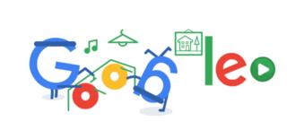 Google doodle hôm nay 7/5: Hip hop 2017 - Trò chơi phổ biến về Hình tượng trưng
