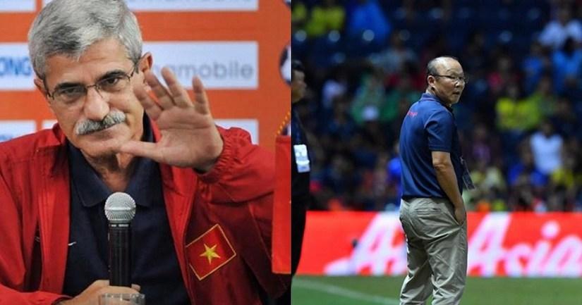 HLV Calisto từ chối khi gợi ý là Giám đốc kỹ thuật của bóng đá Việt Nam