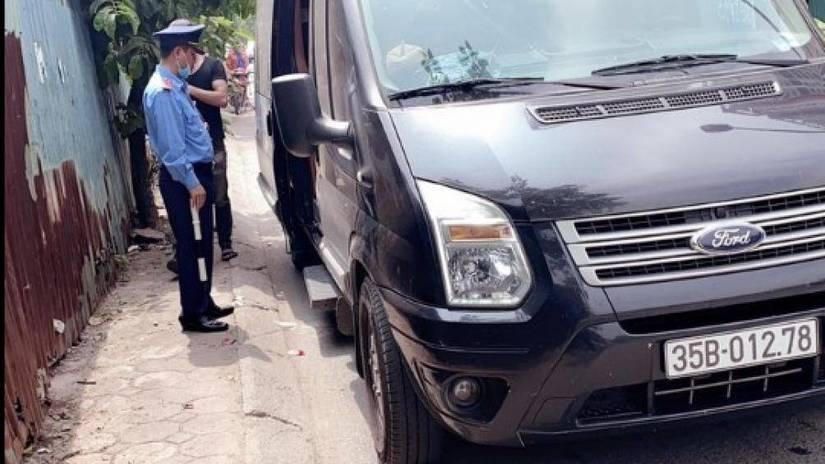 Một xe khách bị xử phạt 20 triệu đồng vì không có hợp đồng vận chuyển