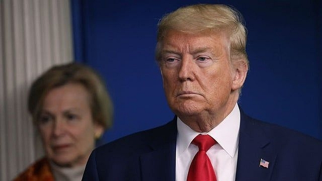 Kết quả xét nghiệm Covid-19 của Tổng thống Mỹ Donal Trump