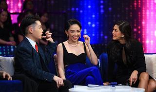 'Người ấy là ai' tập 1: Trấn Thành hỏi tới tấp chuyện hôn nhân của Tóc Tiên