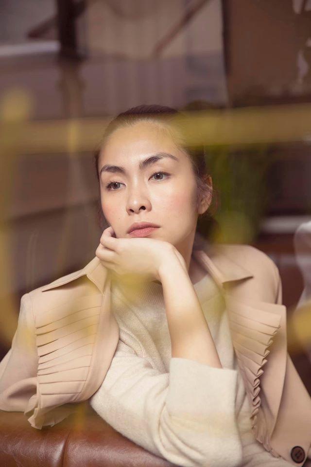 Tăng Thanh Hà tung bộ ảnh đẹp không tì vết
