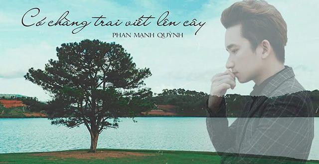 Lời bài hát Có chàng trai viết lên cây Lyrics của Phan Mạnh Quỳnh