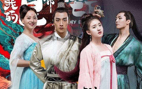 Top 7 bộ phim xuyên không Trung Quốc nhất định phải xem một lần trong đời